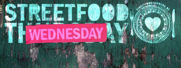 Logo Streetfood Thursday