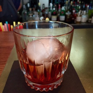 Rum-Negroni
